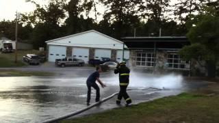 Trying To Catch A Wild Firehose Is A lot Harder Than You Think