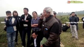 Bất ngờ: Cụ ông 83 tuổi ở Đồng Tâm, Mỹ Đức, Hà Nội tiết lộ nguyên nhân của cuộc đàn áp[108Tv]