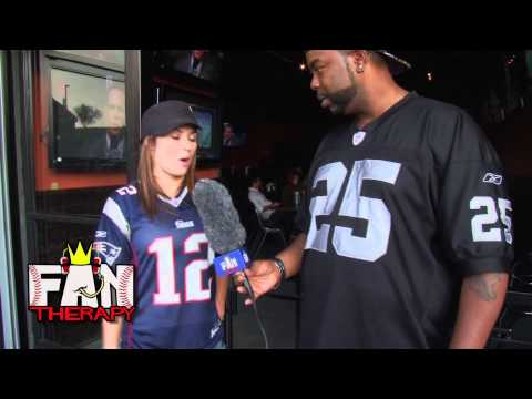 NFL Patriots Jenna Kidd