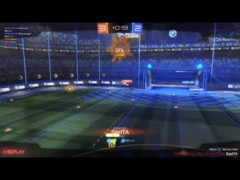 Rocket League SaxITA best goals
