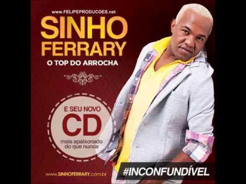 Sinho Ferrary - Meu Coração Está Só #CDINCONFUDÍVEL