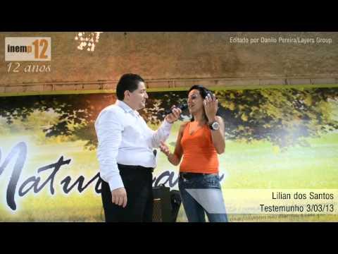 Lilian dos Santos - Testemunhos Inemp12
