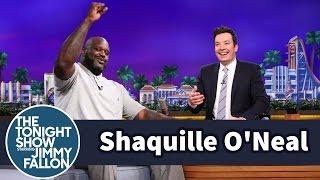 Shaquille O'Neal's Backboard Breaking Gave Him a Head Injury