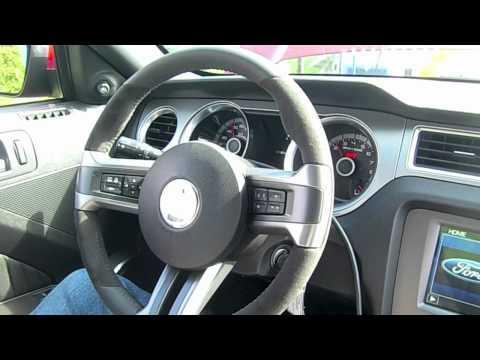 2013 Shelby GT500 Dyno Test