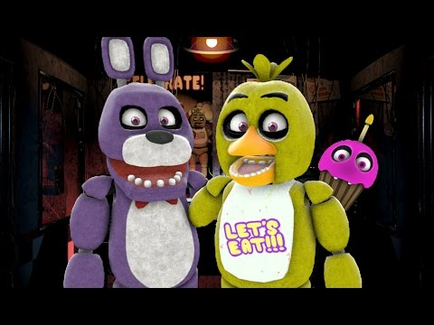 BONNIE AND CHICA PLAY: Five Nights at Freddy's (Night 4)