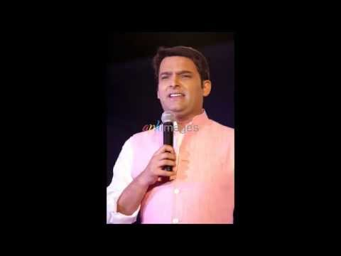 Comedian Kapil Sharma at voter's awareness program - Delhi