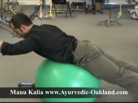 Manu Kalia - Core Stabilization Exercises
