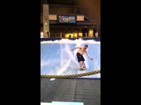 Moboobs on the Flow Rider