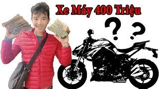 PHD   Đi Mua Xe Máy 400 Triệu   Buy New Motorcycle