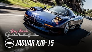 1991 Jaguar XJR-15 - Jay Leno's Garage. Watch online.