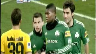 AEK - Panathinaikos 2-3 view on youtube.com tube online.