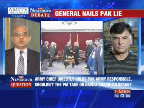 The Newshour Debate: Governments's Pakistan policy - Part 2