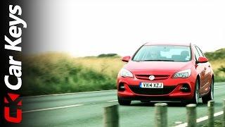 Vauxhall Astra 2014 review - Motortorque