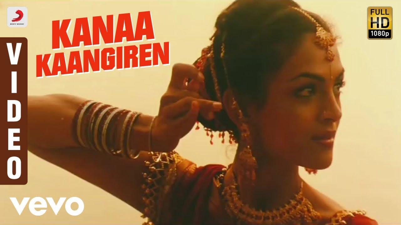 Aanandha Thaandavam - Kanaa Kaangiren Video   G.V. Prakash Kumar   Rukmini Vijayakumar