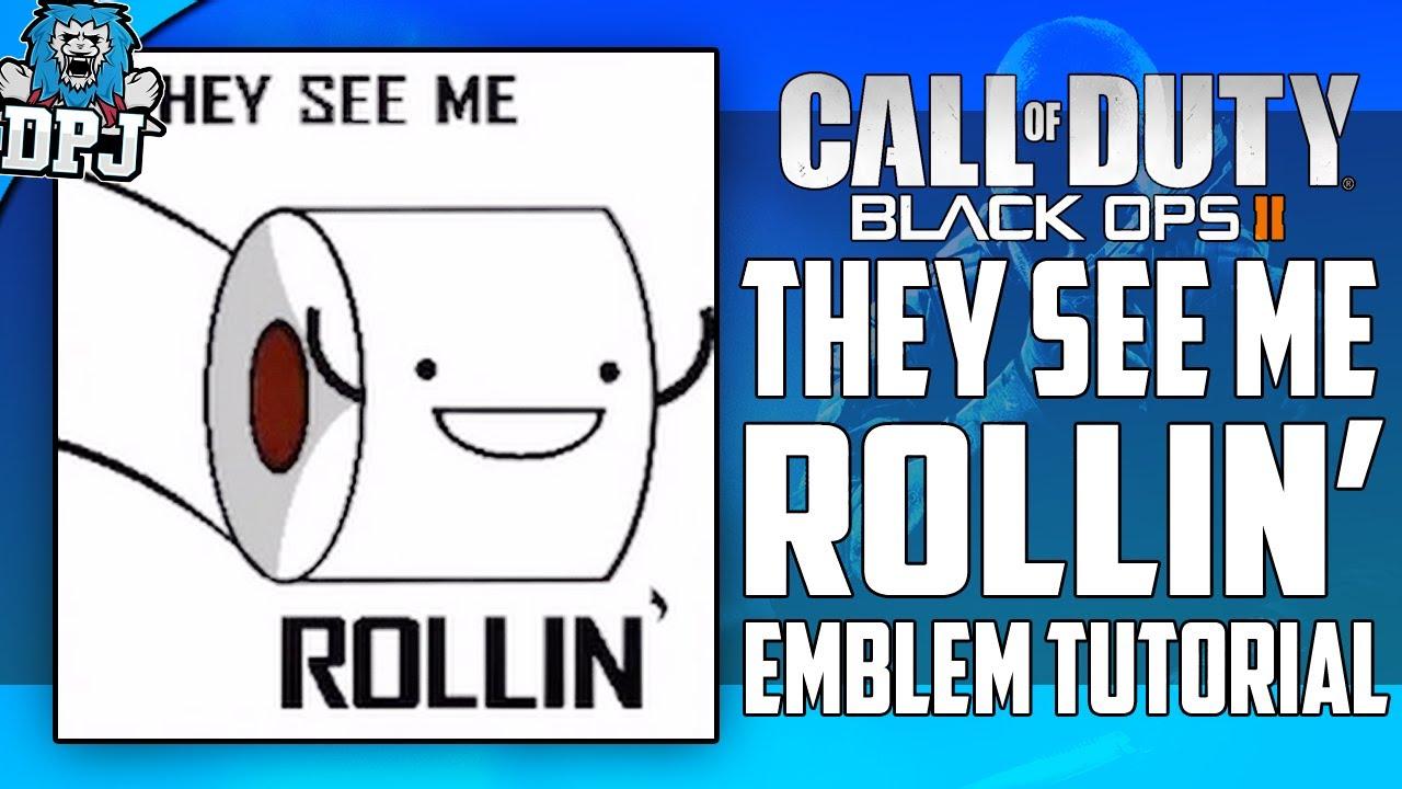 Dey see me rollin hatin lyrics