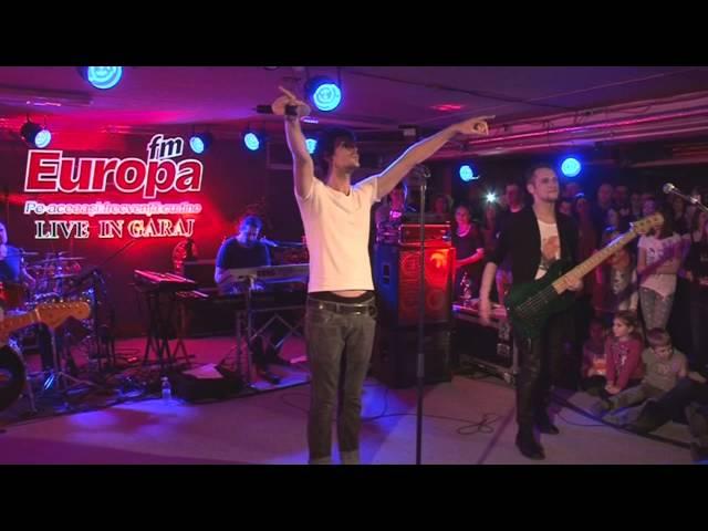 Vama - Perfect fara tine | LIVE in Garajul Europa FM