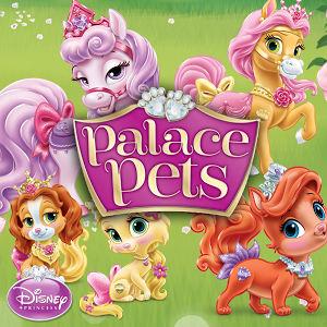 Disney Princess Palace Pets - YouTube
