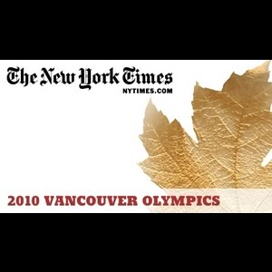 Winter Olympics Coverage 2010 by The New York Times