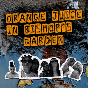 Orange Juice in Bishop's Garden