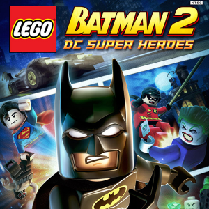 LEGO Batman 2 DC Super Heroes Walkthrough