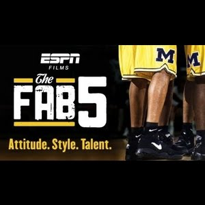"ESPN Films Documentary ""The Fab Five"""