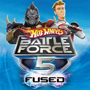Jogo Hot Wheels Battle Force Five