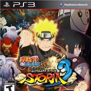 Naruto Shippuden Ultimate Ninja Storm 3 Yagura Isobu
