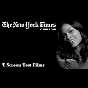 T Screen Test Films