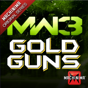 MW3 Gold Guns