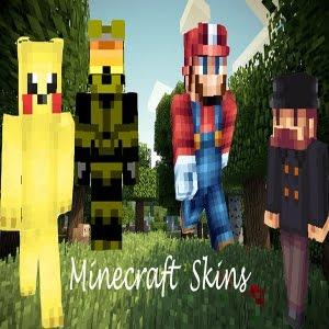 Best Minecraft Skins - YouTube