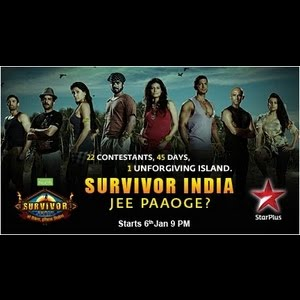 Survivor India -  Jee Paaoge?