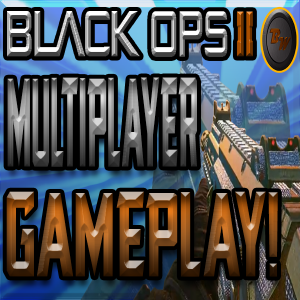Black Ops 2 Multiplayer Gameplay