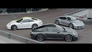 Porsche Chassis Technologies: PTV Plus, Sport Chrono and PDCC