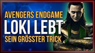 LOKI LEBT - Avengers Endgame Theorie | [onsXreen]