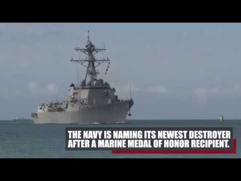 USS Harvey C. Barnum, Jr. | Col Barnum's Story