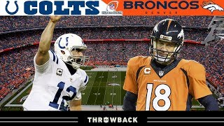 Luck & Peyton Meet in the Playoffs! (Colts vs. Broncos, 2014 AFC Divisional)