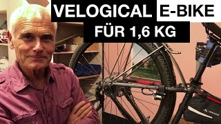 E-Bike für 1,6 Kilo! Interview mit Velogical