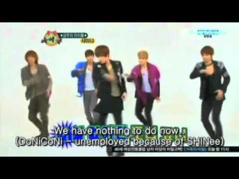 [cut] SHINee random dance