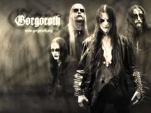 gorgoroth - blod og minne (cover)