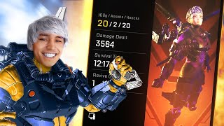 HOW I GET 20 BOMBS WITH VALKYRIE (Apex Legends Season 9)