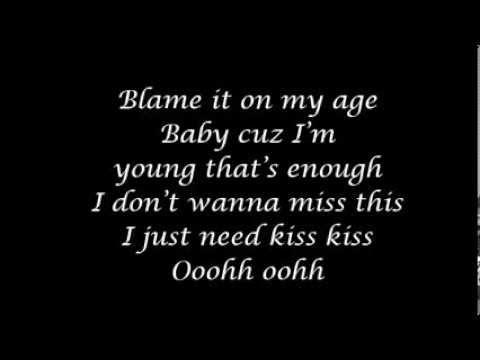 Kiss Kiss - Prince Royce Lyrics