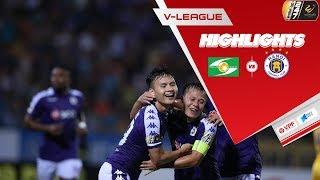 Highlights | SLNA  - Hà Nội FC | Chính thức vô địch V.League 2019 | VPF Media