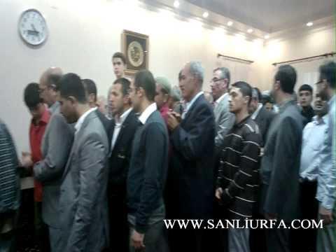Haliliye Vakfı Şanlıurfa Bayramlaşma Töreni