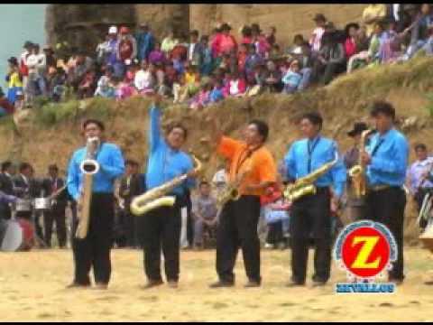 AMOR CHORACINO Orquesta LOS ELEGANTES DEL FOLKLORE de huanuco