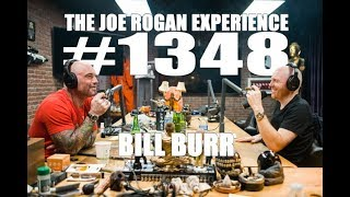 Joe Rogan Experience #1348 - Bill Burr
