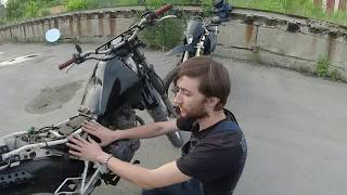 Чем же японские мотоциклы отличаются от китайских?