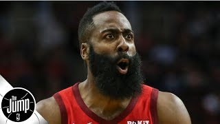 James Harden needs load management in order to reach another gear - Scottie Pippen | The Jump