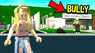 I Saw Him Bullying A Poor Kid.. What I Did Next Will SHOCK You! (Roblox)
