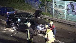 NRWspot.de | Gevelsberg – Wetter, Autobahn 1, Richtung Köln Verkehrsunfall – fünf Verletzte