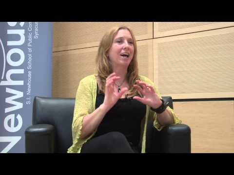 Syracuse University Lecture Series Interview: Roz Savage - YouTube